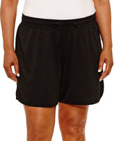 Made For Life Woven Workout Shorts-Plus (6)