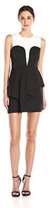 BCBGMAXAZRIA Azria Women's Kerrianne Dress