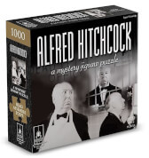 Paul Lamond Games Alfred Hitchcock Mystery Jigsaw Puzzle (1000 Pieces)