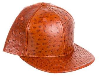 ba3f906484948 Mens Brown Leather Hat - ShopStyle