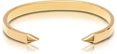 Northskull The End Gold Plated Brass Men's Cuff