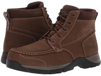 Ariat Edge (Dark Storm) Men's Lace-up Boots