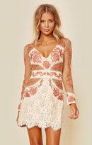 For love and lemons matador tulle dress