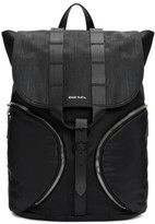 Diesel Black D-xploration Backpack