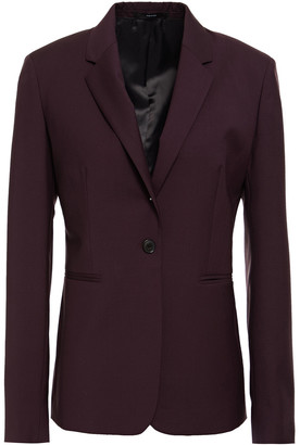 Paul Smith Wool And Mohair-blend Blazer