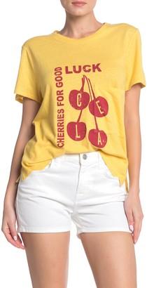 Current/Elliott The Drop Pocket T-Shirt