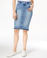 Calvin Klein Jeans Denim Pencil Skirt