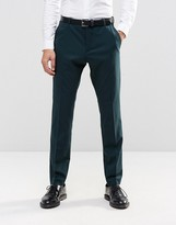 Selected Suit Pant in Slim Fit with Stretch
