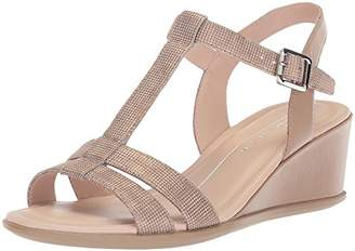 Ecco Women's Shape 35 Wedge T-Strap Sandal