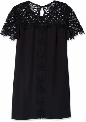 Nanette Lepore Women's Lace Shift Dress