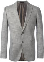 Armani Collezioni plaid blazer - men - Spandex/Elastane/Acetate/Viscose/Virgin Wool - 52