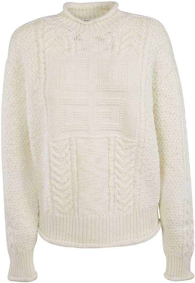 Givenchy Logo Knitted Sweater