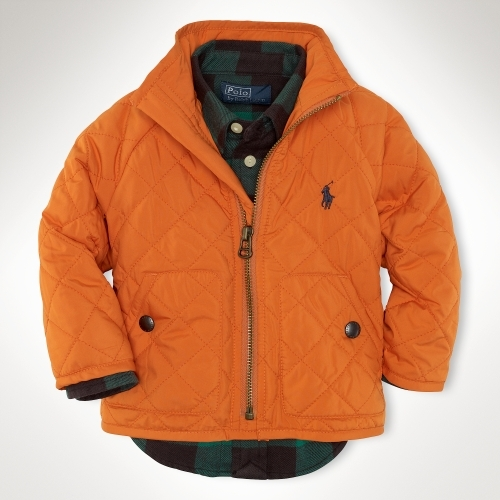 Quilted Fisher Jacket