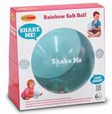Edushape Rainbow Soft Sensory Ball