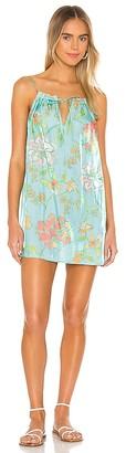 Majorelle Allure Mini Dress