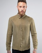 Religion Smart Shirt In Cupro