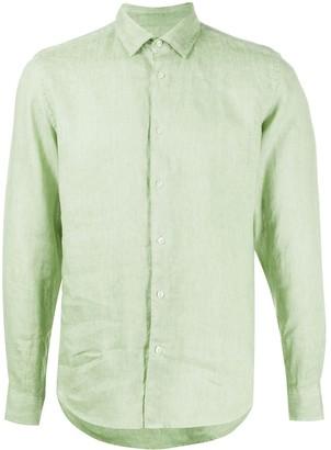Altea Vintage Effect Linen Shirt