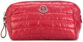Moncler quilted make-up bag