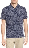 Gant Men's Banana Leaf Print Polo