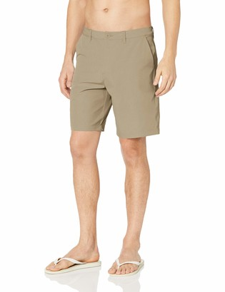 "28 Palms Men's 9"" Inseam Hybrid Board Short"