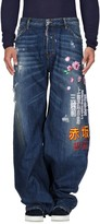 DSQUARED2 Denim pants - Item 42612378