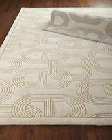 Horchow Infinity Rug, 5' x 8'