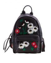 Chiara Ferragni Flower Embroidered Backpack