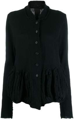 Rundholz Black Label distressed-knit cardigan