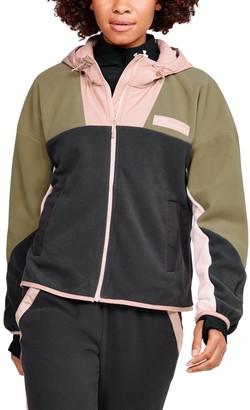 Under Armour Women's UA Trek Polar Fleece Full Zip Jacket