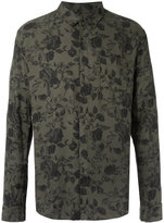 OSKLEN printed shirt - men - Viscose - M