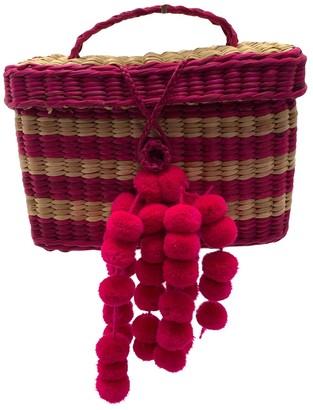 Nannacay Multicolour Wicker Handbags