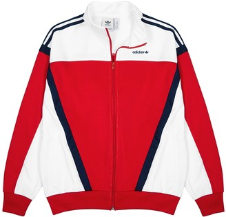 adidas Classics Panelled Jersey Sweatshirt