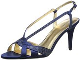 Nine West Women's Illiona Satin Heeled Sandal