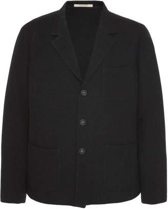 Massimo Alba Wool-Tweed Blazer