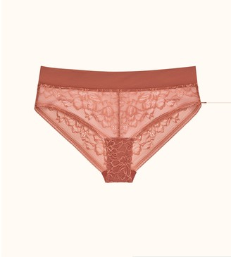 ThirdLove Graphic Lace Cheeky
