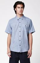 Ezekiel East End Short Sleeve Button Up Shirt