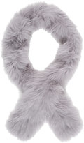 Barneys New York WOMEN'S FUR PULL-THROUGH SCARF