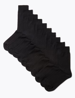Marks and Spencer 10 Pack Cool & Fresh Socks