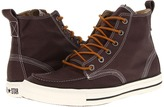 Converse Chuck Taylor All Star Classic Boot (Dark Chocolate Canvas) - Footwear