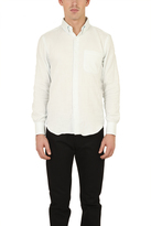 Naked & Famous Denim Slim Shirt Pale Mint