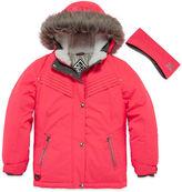 ZERO XPOSURE Zero Xposure Girls Heavyweight Ski Jacket-Big Kid