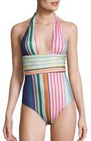 Missoni Mare Mix Sciarpe One-piece Swimsuit