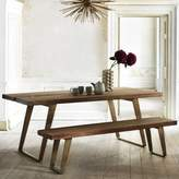 Graham and Green Sylvester Dining Table And Bench