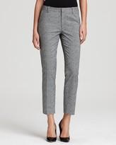 Calvin Klein Slim Printed Python Pants