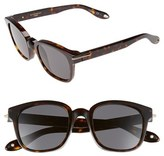 Givenchy Women's 50Mm Square Sunglasses - Black
