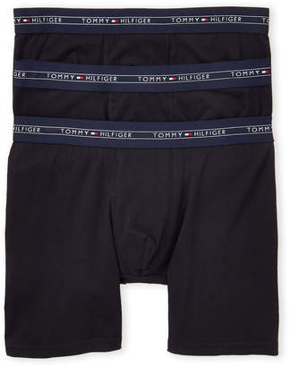 Tommy Hilfiger 3-Pack Cotton Air Breathable Stretch Boxer Brief