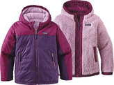 Patagonia Girls' Reversible Fuzzy Puff Hoody