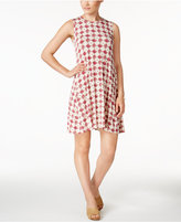 Style&Co. Style & Co Style & Co Petite Printed Swing Dress, Created for Macy's