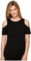 Ellen Tracy Open Shoulder Top Women's Clothing