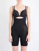 Spanx Thinstincts open-front microfibre bodysuit